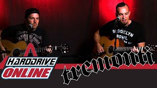 TREMONTI - TAKE YOU WITH ME acoustic performance