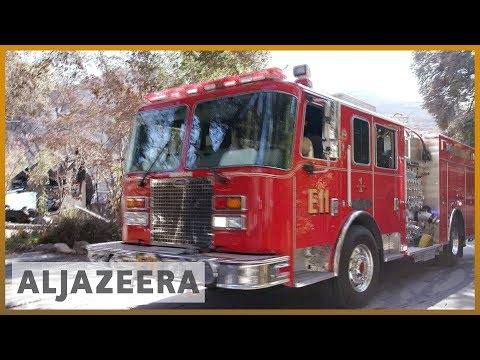 🇺🇸🔥Wildfires deadliest on record in California with 31 killed | Al Jazeera English