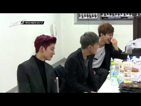 [ENG] WIN: Team B in the waiting room after the Final