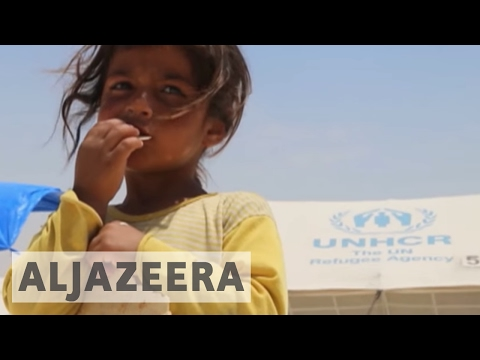Syria: Aid agencies struggle amid battle for ISIL's last stronghold