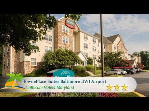TownePlace Suites Baltimore BWI Airport - Linthicum Hotels, Maryland