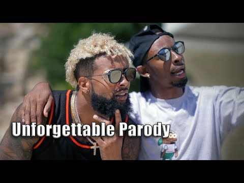 Unforgettable Parody FT. OBJ (French...
