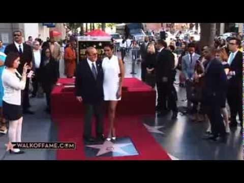 Jennifer Hudson Walk of Fame Ceremony