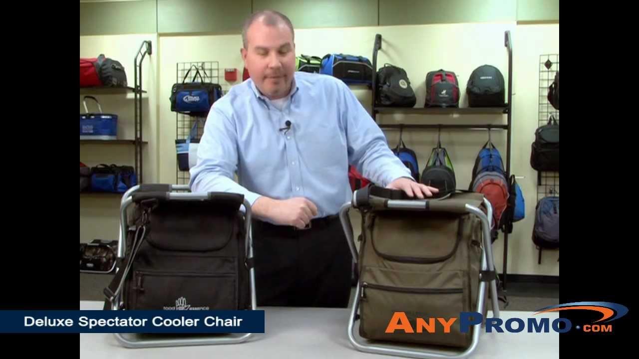 Deluxe Spectator Cooler Chair