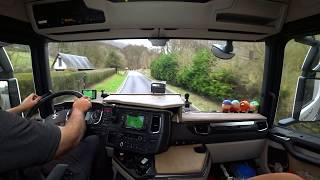 Scania relax francia utakon