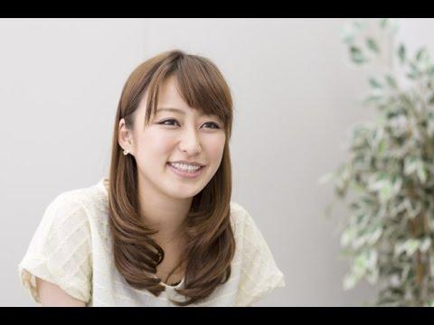 枡田アナ生報告、広島堂林と結婚宣言