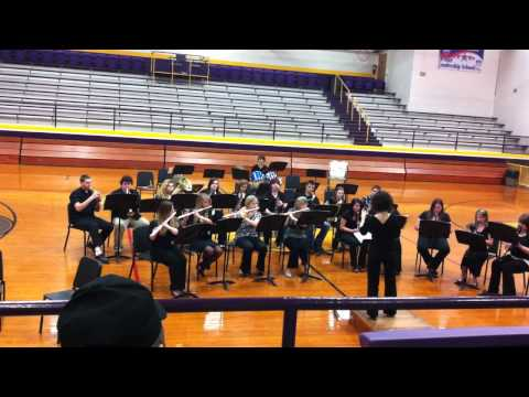 Bloomfield High School Band, Bloomfield, MIssouri