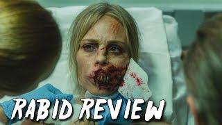 Rabid 2019 | Movie Review | Remake | Cronenberg | Soska Sisters | 101 Films | Body Horror |