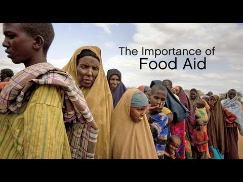 The Importance of Food Aid (2012 Offering of Letters)