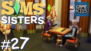 Remodeling The New House - Sims Sisters Episode 27