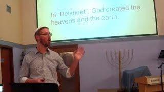 """Tuesday Night Bible Study   What Is the """"Reisheet?""""   12/1/20"""