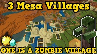Video 3 Minecraft Villages IN A MINESHAFT?? (PE / Xbox) download MP3, 3GP, MP4, WEBM, AVI, FLV Agustus 2018