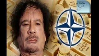 مفاجأة..وثائق أمريكية رُفعت عنها السرية ... السبب الحقيقي لتخلص الناتو من القذافي