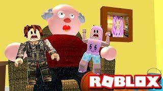 Roblox- ESCAPE DA CASA DO VOVÔ (Escape Grandpas House Obby!)