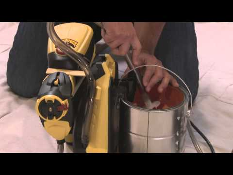 Wagner Flexio 3000 Paint Sprayer Product Intro Launch