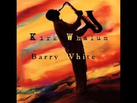 Barry White Kirk Whalum - Sax in the Garden