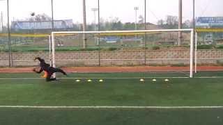 Treinamento Especifico para Goleiro - Paulo Gibim - GK - Lee Jong U / No Ji Hun