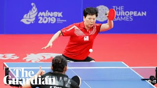 55-year-old Ni Xialan defies the odds to qualify for 2020 Olympics