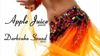 APPLE JUICE - Darbuka Sound 2011 ( Belly Dance Music )