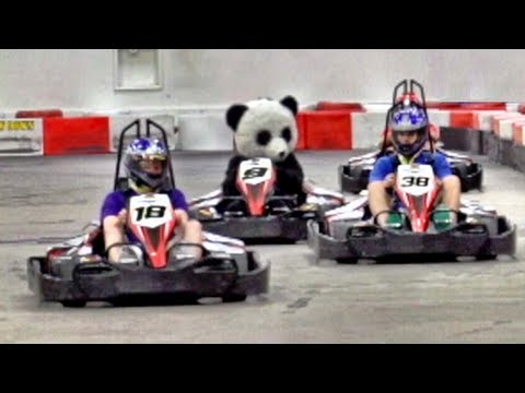 Thumbnail: Go Kart Battle | Dude Perfect