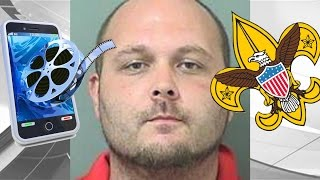Boy Scout Leader Arrested For Showing Kids Porn