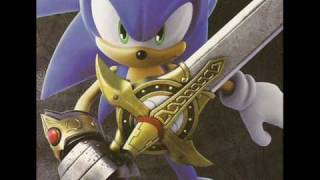 Sonic the Hedgehog, Ultimate Tunes:Knight of the wind