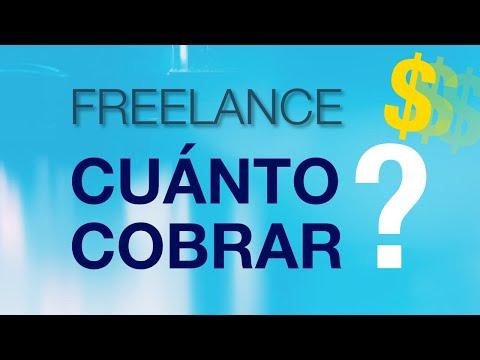 Cuánto cobrar por nuestro trabajo #freelanceIO