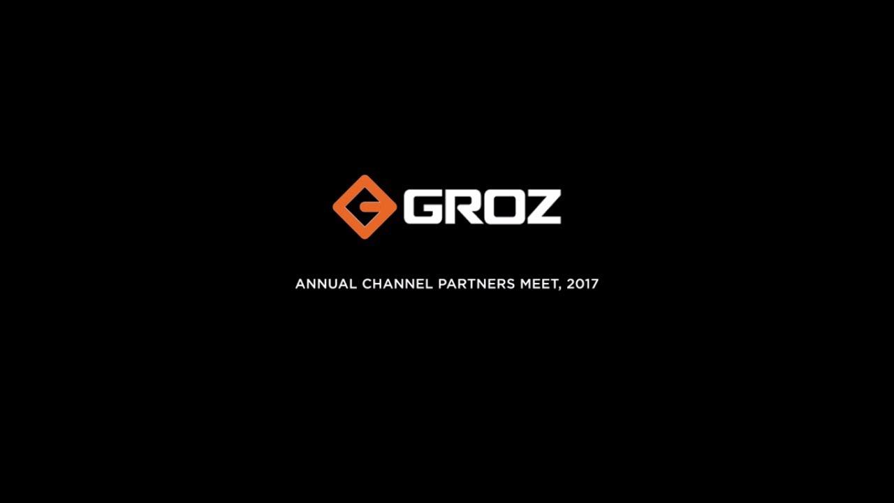 Global Annual Channel Partner Meet | ENDEAVOUR GROZ 2017