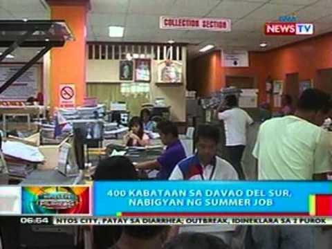 BP: Special program for employment of students, bukas para sa mga deserving students