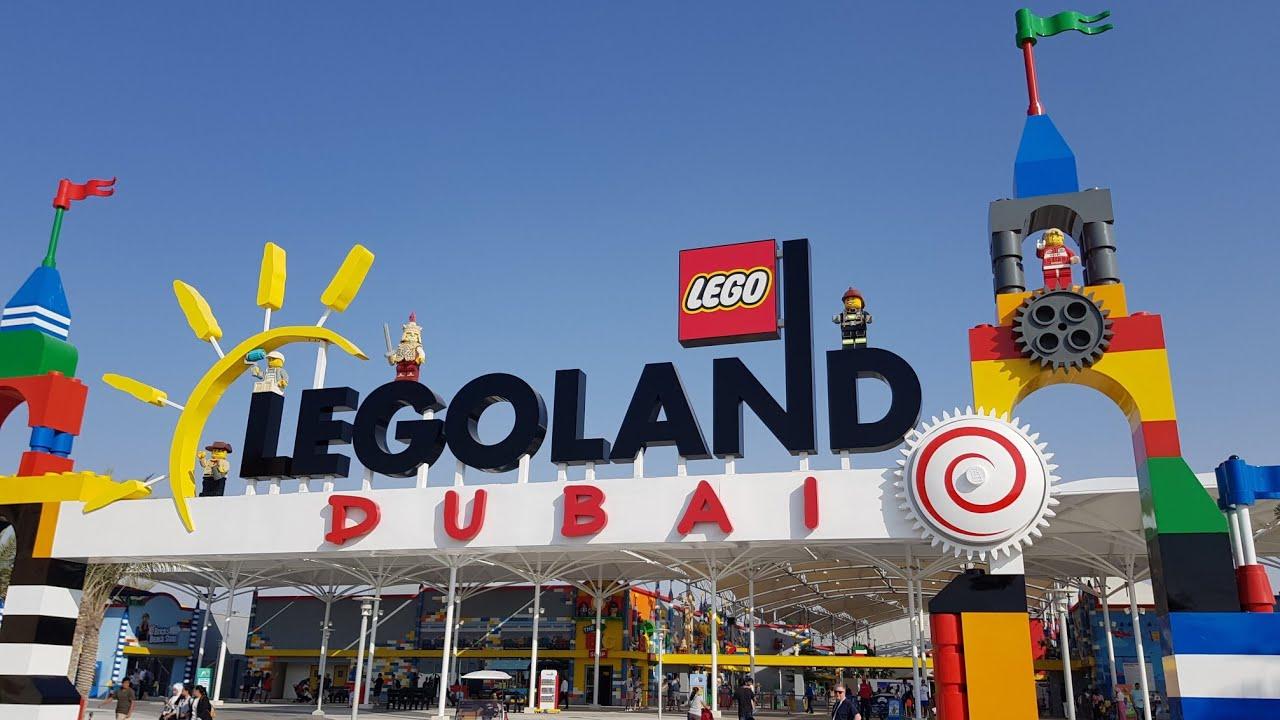 Submarine Ride Legoland Dubai Dec 2017 Uae National Day Weekend 2nd Time