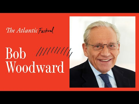 Bob Woodward on Donald Trump's Presidency