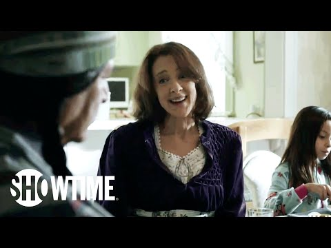 Shameless (Joan Cusack) | 'Eat and Say Thank You' Official Clip | Emmy® 2015 Winner