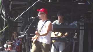 """Don't Come Around Here No More(Tom Petty Cover)"" Bleachers@Firefly Festival Dover, DE 6/20/14"