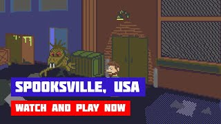 Spooksville, USA: The Sequel to Heck House · Game · Walkthrough