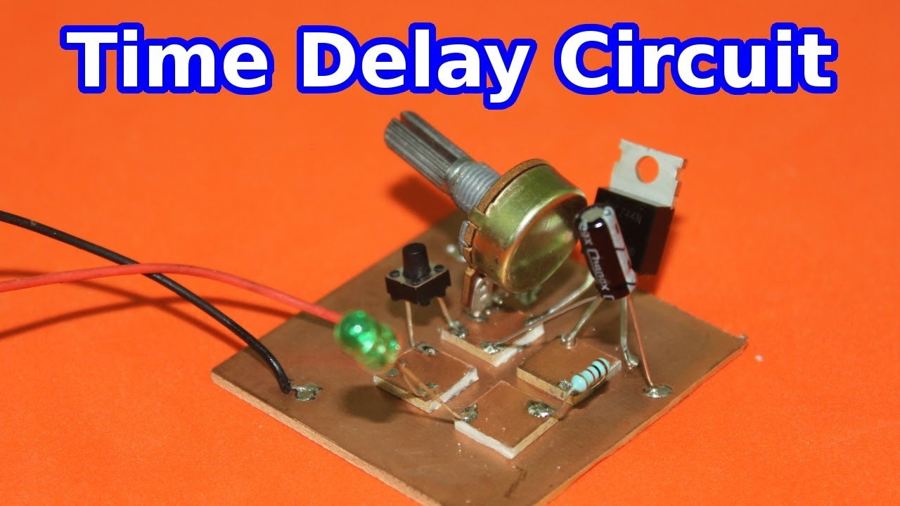 Power Off Delay Timer Circuit Youtube Mosfet Switch With Electronic Projects