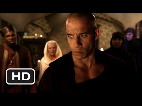 The Chronicles of Riddick - You're Not Afraid of the Dark? Scene (2/10) | Movieclips