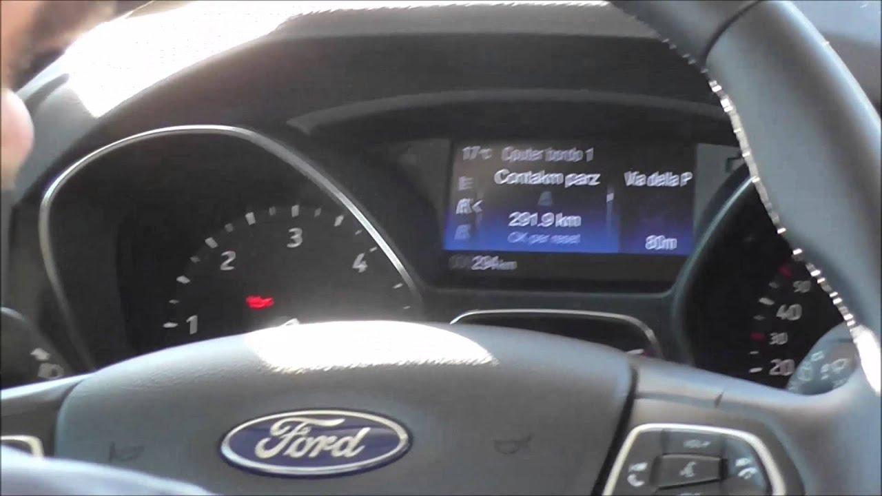 Nuova Ford Focus 2015 Anteprima Youtube