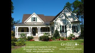 CUMBERLAND HARBOR COTTAGE HOUSE PLAN 04304, GA 102 MICHAEL W. GARRELL, GARRELL ASSOCIATES, INC.