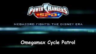 Power Rangers S.P.D. Megazord Fight (Fan-Version)