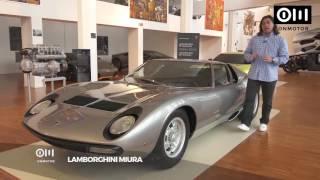 Visita al museo de Lamborghini