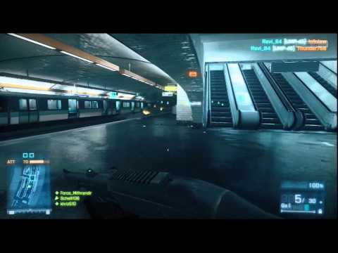 Probando - Battlefield 3 Beta en PS3 - Parte 1