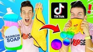 We TESTED 10 More VIRAL TikTok LIFE HACKS to See if They WORK!