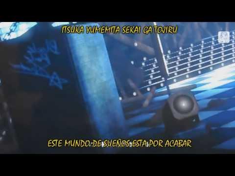 Black Rock Shooter - Kagamine Rin -  [Project Diva f] - Sub Español + Karaoke