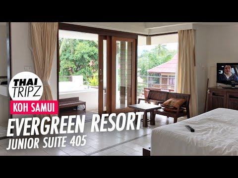 Evergreen Resort, Junior Suite 405 - Koh Samui, Thailand