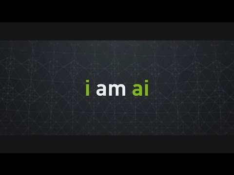 "GTC 2017: ""I Am AI"" Opening in Keynote"