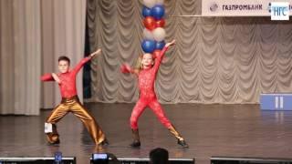 Чемпионат и первенство города Новосибирска по акробатическому рок-н-роллу