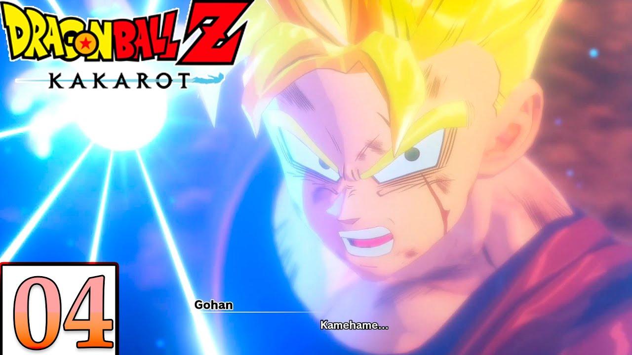 Dragon Ball Z Kakarot, DBZK - DLC Retiro o que eu disse, Gohan é Top