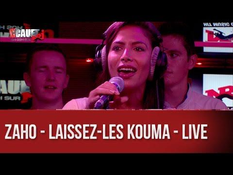 Zaho - Laissez-les kouma - Live - C'Cauet sur NRJ