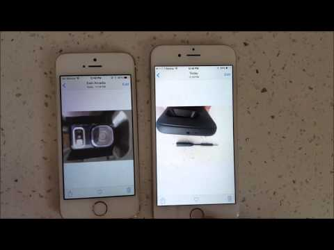 All iPhone 5 & 6: How to Enable & Use AirDrop to Transfer Photos, Videos, Location, etc