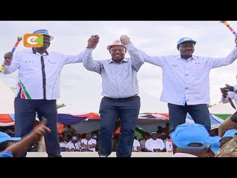 NASA campaigns in Kajiado